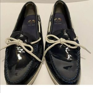 Cole Haan Womens Nautical Shoes Size 9